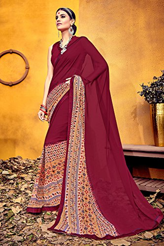 Indian For Wear Di Indossare Maroon Donne Maroon Le Per Sari Sarees Designer Wedding 14 Da Indiani Sari Party Da Progettista Facioun Tradizionale Partito Women Nozze Sari 14 Traditional Facioun 5tqUBwAn