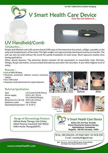Buy V Smart Nbuvb Handheld Unit Online At Low Prices In India
