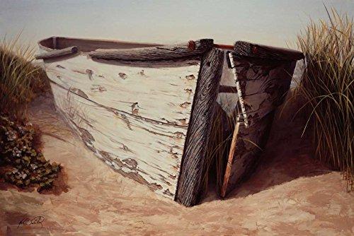 (White Boat II by Karl Soderlund 26