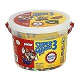Perler Super Mario Kit de Actividades para cubeta de abalorio, 5003 Piezas