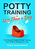 Potty Training in Less Than a Day: The Ultimate Guide to Toilet Training Your Child in 24 Hours or Less