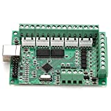 CNC MACH3 Interface Board Motion Engraving Machine Controller with USB Cable