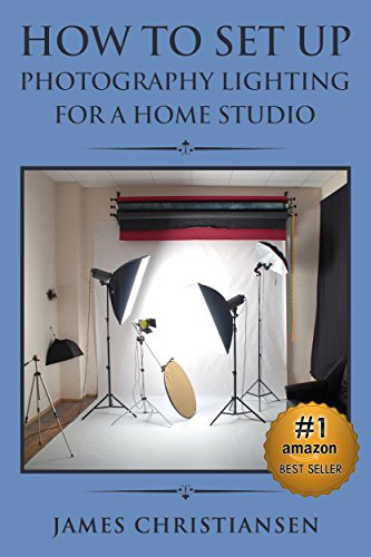 Photography For Beginners: How To Set Up Photography Lighting For A Home Studio