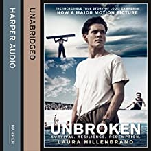 Unbroken Audiobook by Laura Hillenbrand Narrated by Edward Herrmann