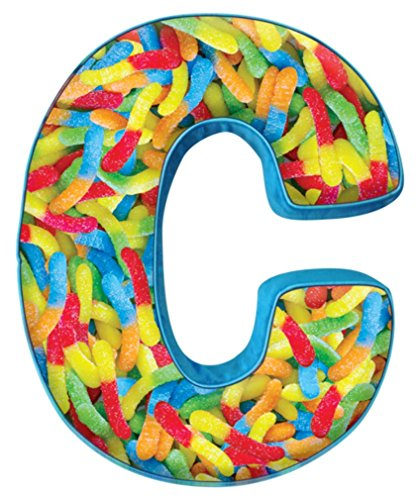 iscream Luscious Letters! C Initial 16