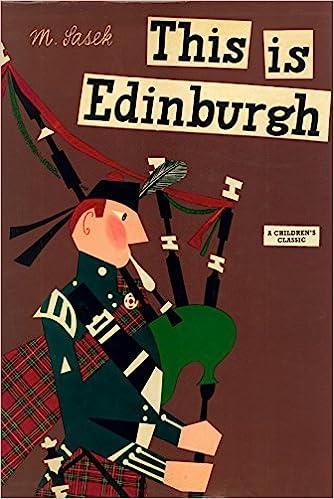 This Is Edinburgh por Miroslav Sasek
