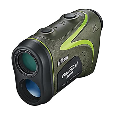 Nikon Arrow ID 5000 Bowhunting Laser Rangefinder from Nikon Sport Optics
