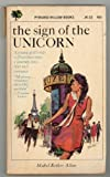 img - for The Sign of the Unicorn: A Thriller for Young People By Mabel Esther Allan (1966) book / textbook / text book