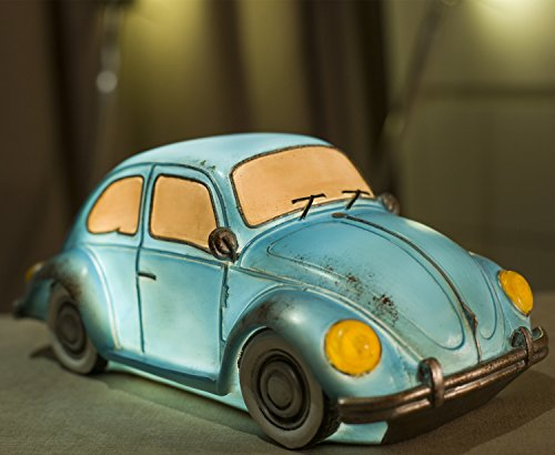 Amazlab Vintage Beetle Table Night Lamp, Powered by USB o...