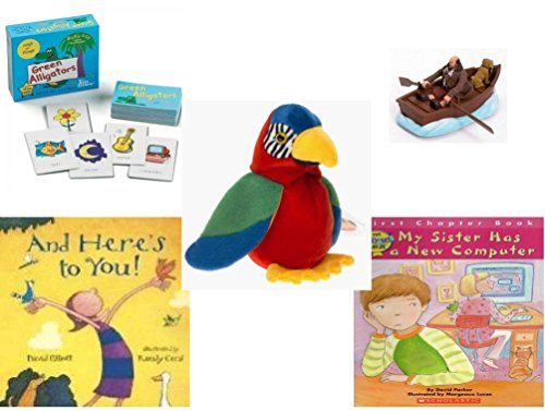 Children's Gift Bundle - Ages 3-5 [5 Piece] - Green for sale  Delivered anywhere in USA