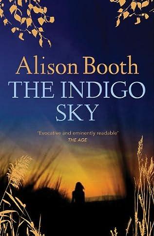 book cover of The Indigo Sky