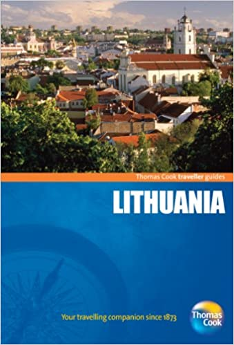 Traveller Guides Lithuania 3rd