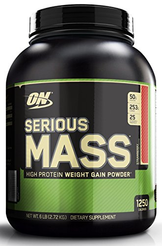Optimum Nutrition Serious Protein Strawberry