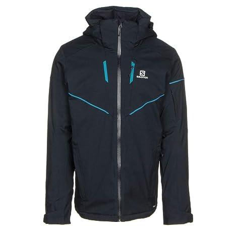 Salomon STORMRACE Jacket M - Chaqueta, Hombre, Azul(Night ...
