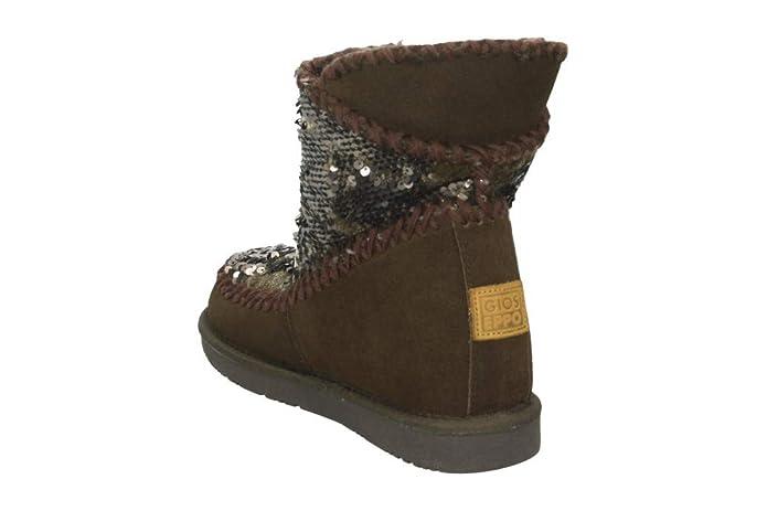 Complementos 40 es 46460 Gioseppo Marron Zapatos Talla Amazon Y UA8Fqg