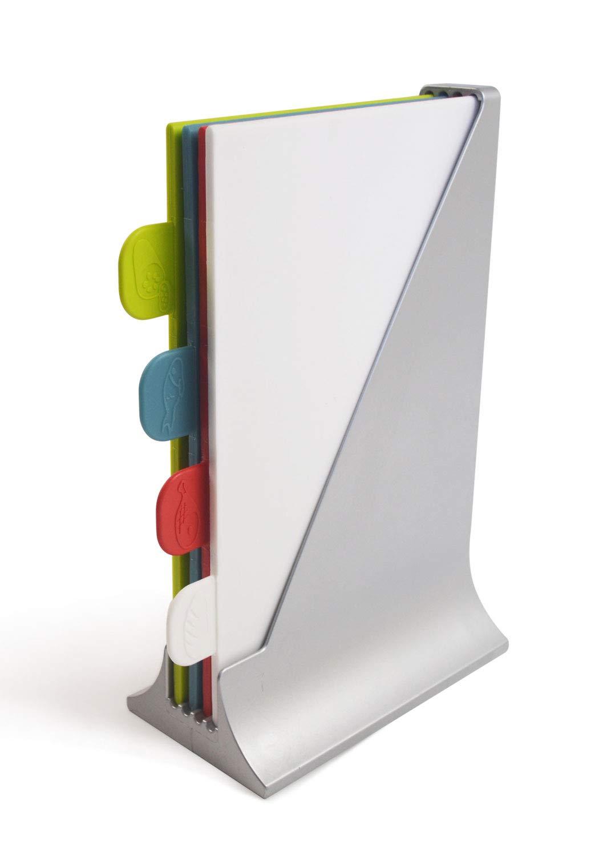 Compra Juego de 4 tablas de cortar codificadas por colores, TAMAÑO ...