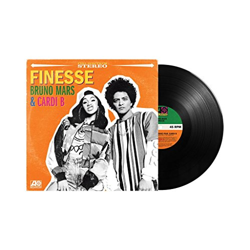(Finesse (Remix) Exclusive 12'' Single)