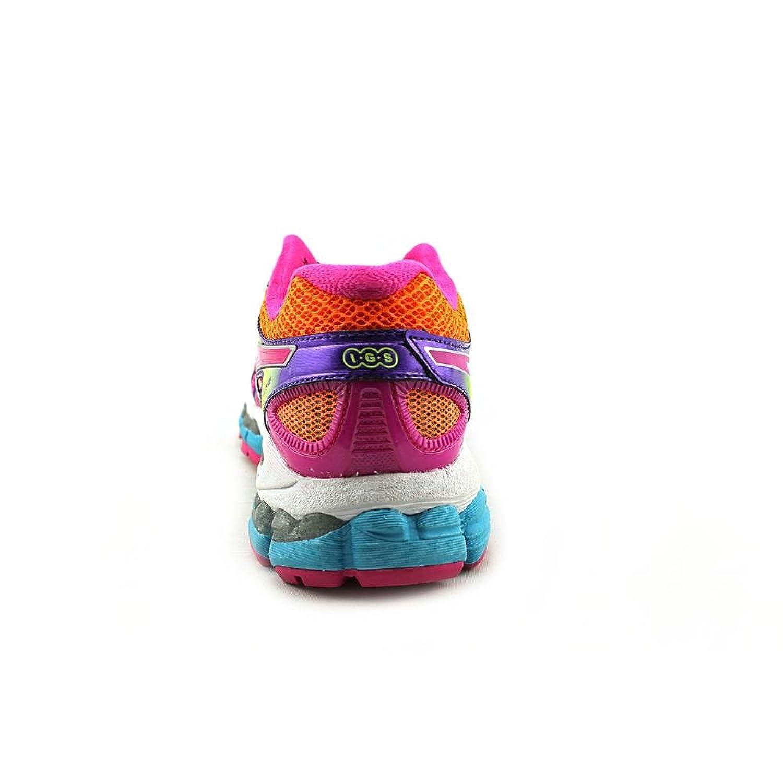 Mujer Asics Gel Nimbus 15 Zapatilla De Running Amarillo / Berry / Púrpura A0TCespV