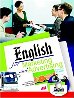 English for marketing and advertising. CD inclus: Sylee Gore: 9789736847097: Amazon.com: Books