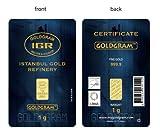 1 g Goldgram