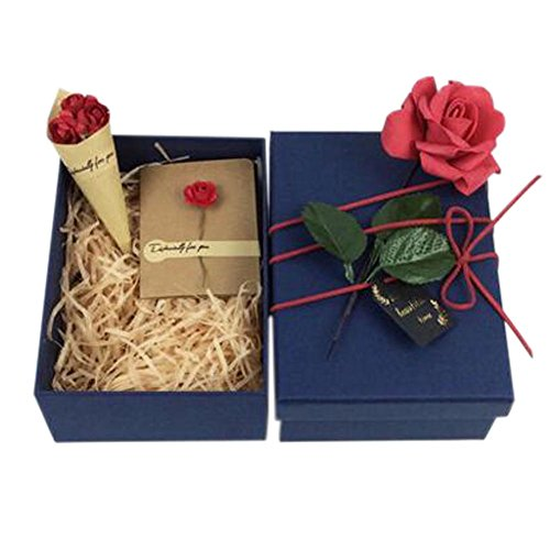 Creative Decorative Gift Box Gift Wrap Square Favor Romantic Boxes Gift Container, F22