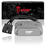 #3: MZS Voltage Regulator Rectifier for Suzuki GSXR600 1997-2005/ GSXR750 1996-2005/ GSXR1000 2001-2004/ GSX1300R Hayabusa 1999-2007/ VL1500 Intrude 1998-2004/ LT-F500F Quadrunner 1998-1999