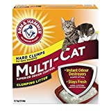 Arm & Hammer Cat Litter Multi-Cat Strength Clumping Litter, 12.7 kg