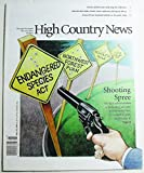 img - for High Country News, Volume 36 Number 9, May 10, 2004 book / textbook / text book