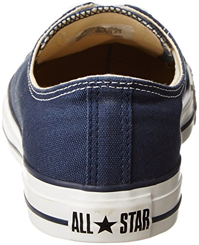 Converse As Ox Can Nvy, Sneaker Unisex-Adulto Blu (Azul Marino)