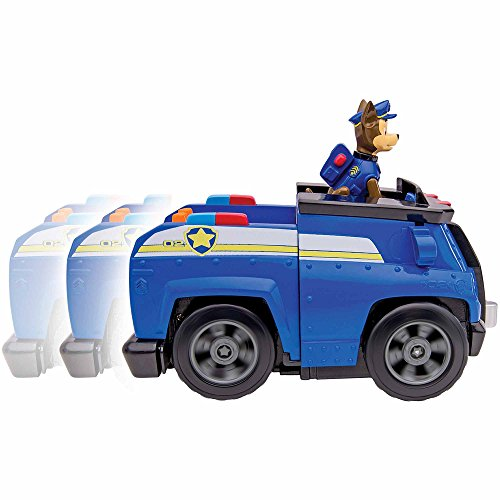 Chase's Deluxe Cruiser, Figure with Vehicle with Sounds, Nickelodeon by Paw Patrol , 20065054