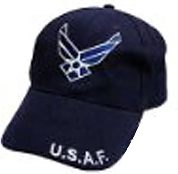 EE US – Gorro de Gorra de Ajustable Patriótica Militar u.s.a.f. ...