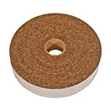 """CORK AND RUBBER STRIPPING WITH ADHESIVE 1/16"""" X"""