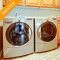 Hire a local pro through Amazon to replace your old clothes dryer with your new one, and get great service backed by our Happiness Guarantee.