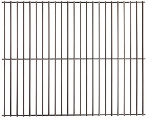 Grid Steel Wire Chrome Cooking (Music City Metals 40711 Chrome Steel Wire Cooking Grid Replacement for Gas Grill Model Uniflame GBC1117W)