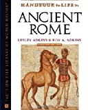 img - for Handbook to Life in Ancient Rome (Facts on File Library of World History) book / textbook / text book