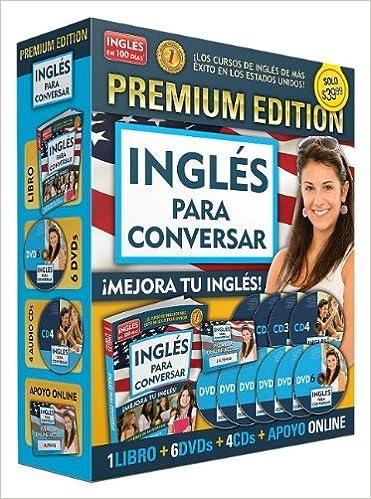 Book Ingl?de?ed??ede??d??ede?ed???de??d???s para conversar Premium Edition (Ingles En 100 Dias / English in 100 Days) by Aguilar (2012-11-01)