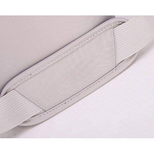 Plover 15-Inch Borsa del portatile ventiquattrore Impermeabile per Tavoletta Taccuino Macbook ipad