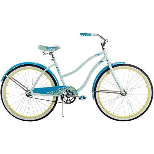 "Huffy Bicycle Company Lady's Good Vibrations Bike Classic Cruiser, 26""/Medium/26"""
