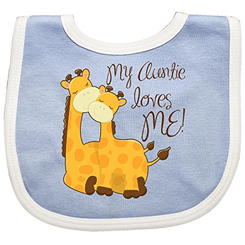 Inktastic Baby Boys Auntie loves product image