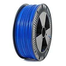 ICE Filaments ICEFIL3PLA124 filamento PLA,2.85mm, 2.3 kg, Daring Darkblue