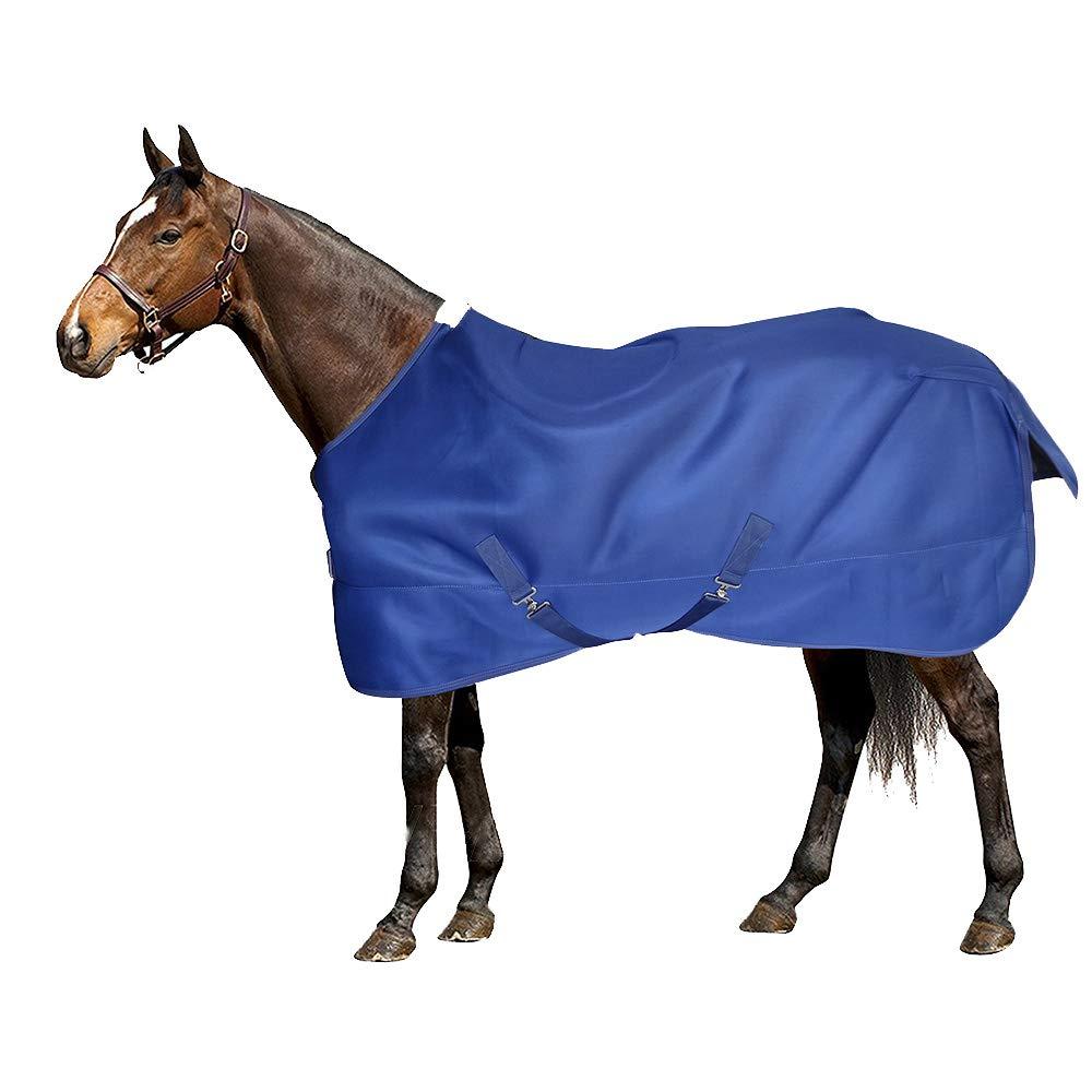 春と秋 厚くする 馬の毛布 サンドイッチメッシュ 冬 並べることができます 通気性と暖かい 掃除が簡単 B07MXCCDK7 XXXL