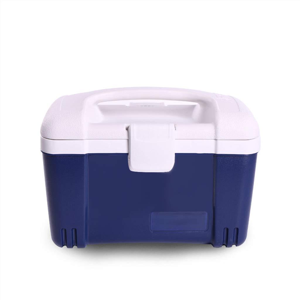 MLXBWH Isolierbox, Tragbare Kühlbox Inkubator Leicht Zu Lunchbox Zu Tragen