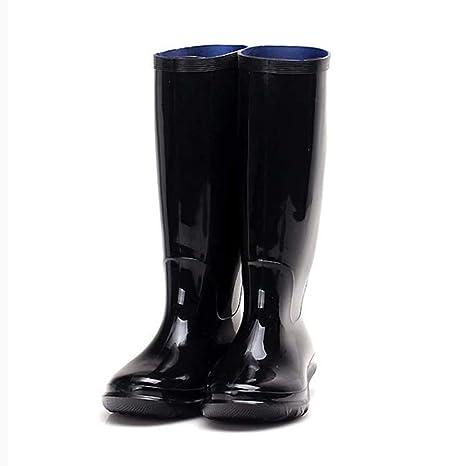Stivali da pioggia, Tubo Alto da Uomo ACCA Antiscivolo e