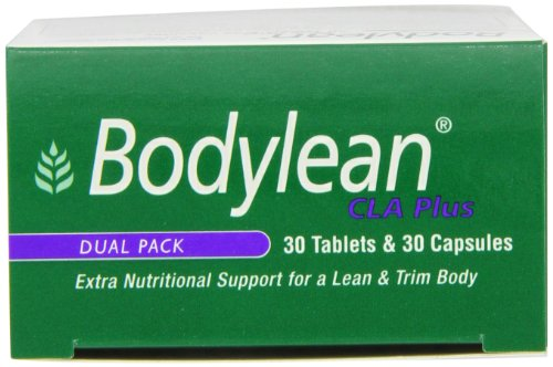 Healthaid Bodylean Cla Plus - 30 Capsules & 30 Tablets