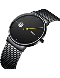 Watches,Mens Watches,Cool Simple Style Wrist Watch Brief...