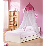 Nattey Princess Castle Mosquito Fly Canopy Net Netting