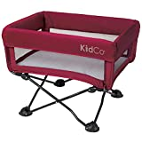 Kidco Dream Pod Portable Bassinet - Cranberry