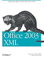 Office 2003 XML Front Cover