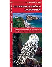Les Oiseaux du Québec/Quebec Birds: Un guide de poche bilingue sur les espèces familière/A Bilingual Folding Pocket Guide to Familiar Species