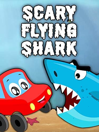 Scary Flying Shark